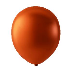 Latex ballonger Metallic brons
