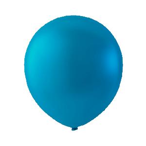 Latex ballonger turkos
