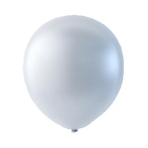 Latexballonger Pärlemor Vit