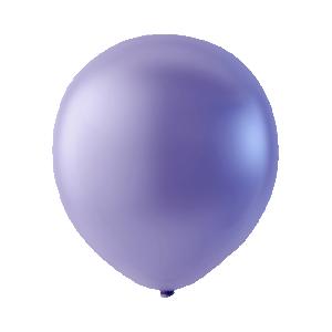 Latex ballonger Pärlemor violet