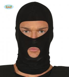 Bandit Mask Svart