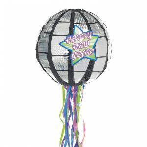 Pinata Happy new year boll