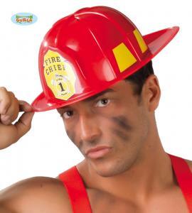 Brandmanshjälm