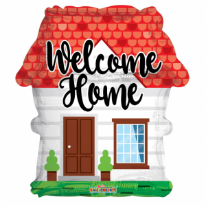 Floieballong welcome home