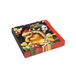 20-pack servetter Super Mario