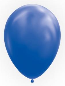 Latexballonger mörkblå