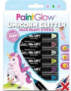 PaintGlow Unicorn Glitter Penn Kit