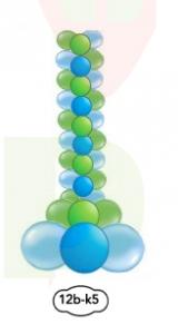 Spiral kolumn (smal)