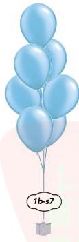 "7x12"" ballongsbukett"