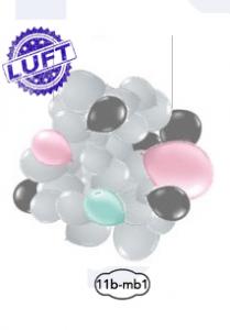 Organisk ballongmoln liten