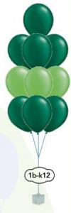 "10x12"" ballongsbukett"