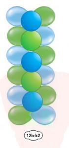 Spiral kolumn (bred)