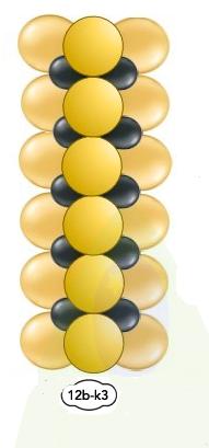 Lyx kolumn (bred)
