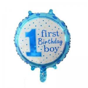 ballong födelsedag babyboy 1år