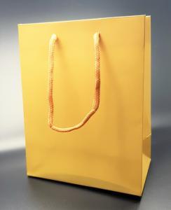 Presentpåse Lyx Guld