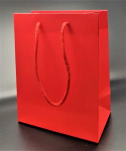 Presentpåse Lyx Röd