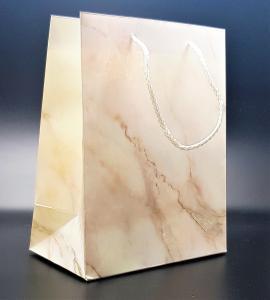 Presentpåse Marmor 1 (medium size)