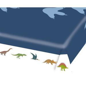 Dinosaurie bordsduk i papper
