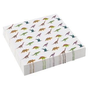 20-pack Happy Dinosaurie servetter