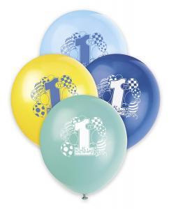 Ballong 1år Blå