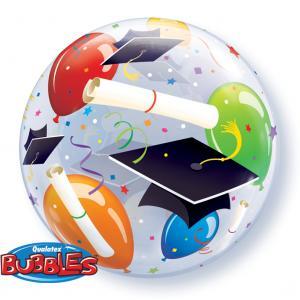 Heliumballong Bubbles Examenshattar