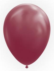 Latexballonger, Burgundy 10-pack