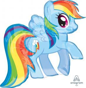 My little pony folie ballong