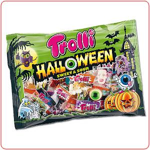 Trolli Halloween mix godis