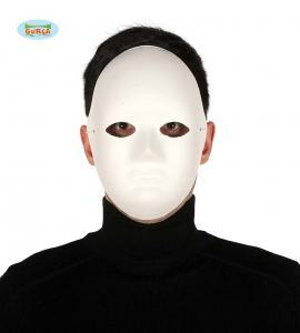 Vit Ansikts Mask