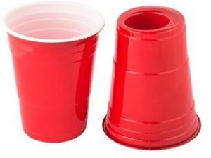 Collegemuggar Red Cups 2in1