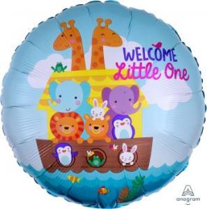 welcome little one Noahs ark