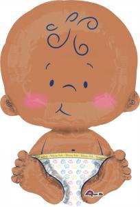 Welcome baby Folieballong unisex 2