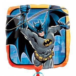 Batmanfolieballong med helium