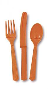Plastbestick Orange 18-pack