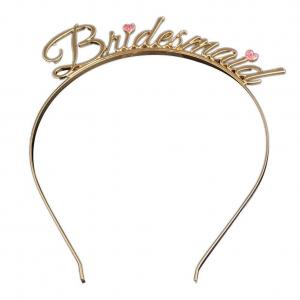 bridesmaid diadem