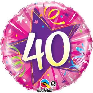 Folie ballong 40