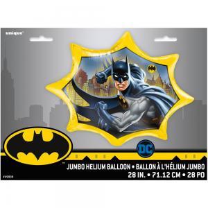 Batmanfolieballong med helium XL