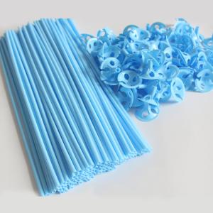 Ballongpinne Ljusblå