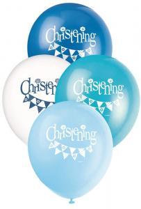 Dop latex ballonger med tryck