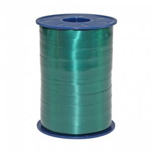 Presentsnöre metallic grön
