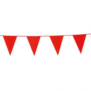 Röd Vimpel 10meter