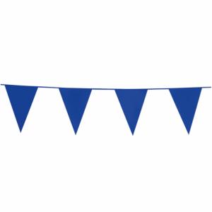 Vimpelgirlang blå