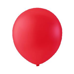 Mini Latex ballonger Röd