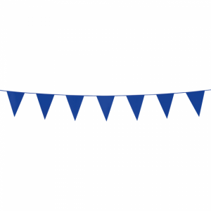 vimpel Mini blå