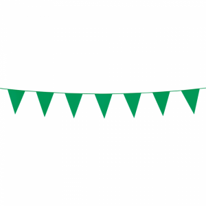 vimpel Mini grön