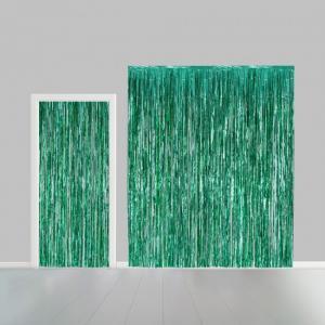 Dörrdraperi Grön