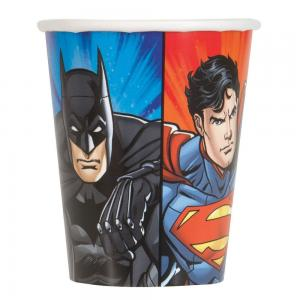 Pappersmuggar Justice league 8-pack