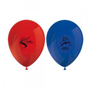 Latexballonger Spiderman 8-pack