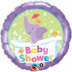 Heliumballong Babyshower Unisex