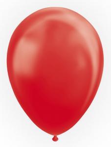 Latexballonger Pärlemoröd